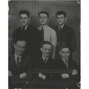 1932 Press Photo Denver Post Circulation Joe Masterson