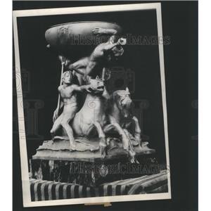 1930 Press Photo International Motorboat Contest Trophy - RRS68163