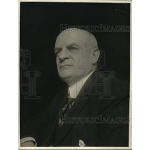 1918 Press Photo Captain William J. Deevy, Detective, New York - nex06446