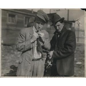 1922 Press Photo The Prowler, Crooks