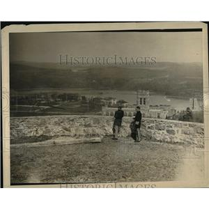 1918 Press Photo Cadets at West Point Military Academy