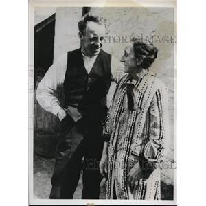1941 Press Photo Ploughman who captured Hess - nes12565