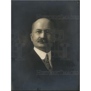 1910 Press Photo Walter E Ranger educator from Wilton Mo