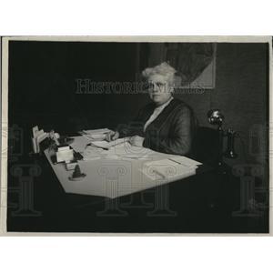 1918 Press Photo Mary Garrett Hay, Suffragist, NY