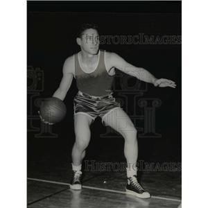 1961 Press Photo Boston Celtics Bill Sharman