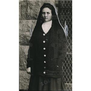 1912 Press Photo Russian Elsie Nairkoff - nex67188
