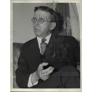 1938 Press Photo Philip Bancrof at GOP in California - nee03302