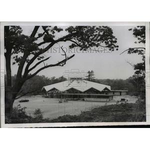 1955 Press Photo North Shore Music Theater Beverly Massachusetts - nee06746