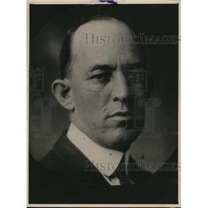 1922 Press Photo Detective John G. Pyles of Bakersfield - nee10323