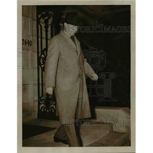 1938 Press Photo Count Jerzy Potocki, Polish Ambassador to U.S. - nee26672