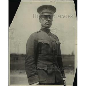 1918 Press Photo Capt. Baer - nee24917