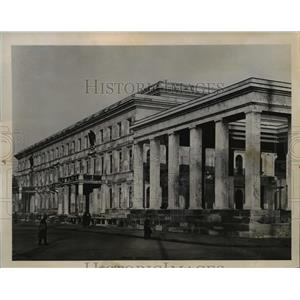 1940 Press Photo Munich, Germany Fuehrer House-birth place of the German party.