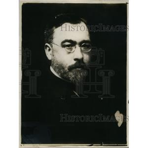 1919 Press Photo Dr Frederick H Millener
