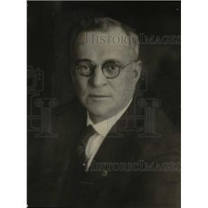 1921 Press Photo Dr.W.A. Nixon Of Great Bend Kansas - nee51866