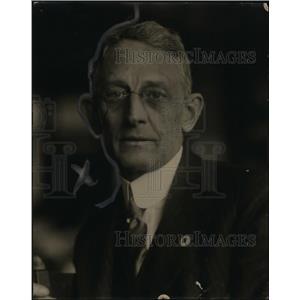 1919 Press Photo Frank A Preston- Civilian Relief Red Cross - nee62747