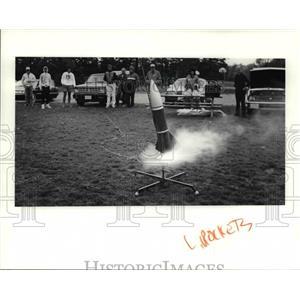 1991 Press Photo A Rocket owned by Jack Thompson - cva76092