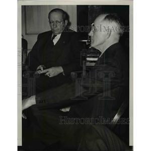 1940 Press Photo Atalanta Deputy Sheriff WW Scarborough admits being in KKK
