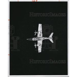 1979 Press Photo An Airplane - cva78793