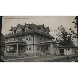 1912 Press Photo The McIntyre House - cva87994