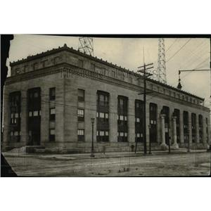 1926 Press Photo New Police station building in Payne Avenue - cva96833