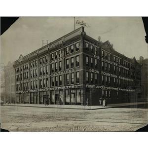 1913 Press Photo The New Schuster Building - cva90112