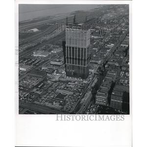1912 Press Photo Aerial view of the Goldbreath Building - cva82296