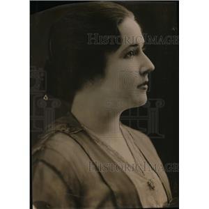 1917 Press Photo Mrs Lee Shippey Higginsville Missouri - nex93955