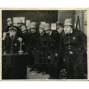 1950 Press Photo The Keystone Cps Movie