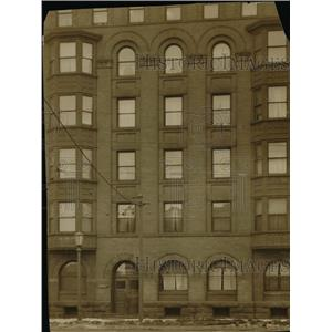 1920 Press Photo The Hannah Hotel - cva90604