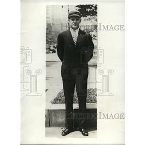 1930 Press Photo Jack Reardon, National League umpire