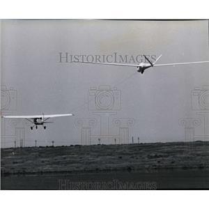 1978 Press Photo Sailplane Glider  - spx03504