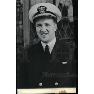 1943 Press Photo Lt. Henry Ford I, grandson of Henry Ford - spa09008