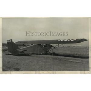 1931 Press Photo The Mattley Flivver Ship - mja01448