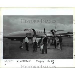 1993 Press Photo Empire Airline - ora99103