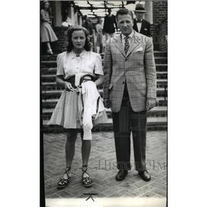 1940 Press Photo Henry Ford II to wed Anne McDonnell - spa09011