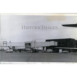 1979 Press Photo Spokane International Airport - spa21989