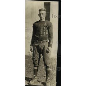 1925 Press Photo Quarterback Blanchard  - cvb66305