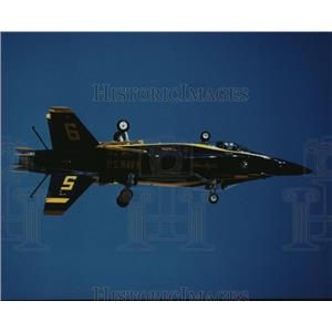1988 Press Photo Navy Blue Angels - orc15911