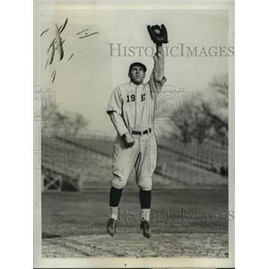 1930 Press Photo Albie Booth, Sun Bull - cvb75236