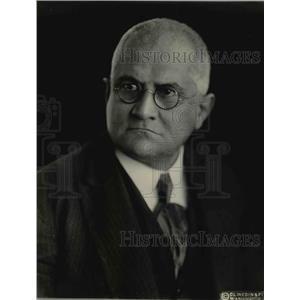 1922 Press Photo Pedro M. Argaya, Venezuelan Minister  - nee99230