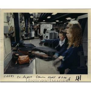 1997 Press Photo Portland International Airport - orb36517
