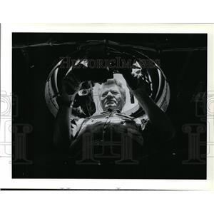 1988 Press Photo B-29 crew member George Toler has many memories of craft