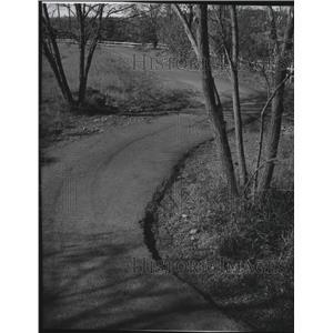 1977 Press Photo Bike Trail - spa31964