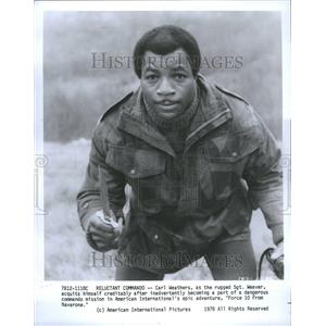 1978 Press Photo Carl Weathers - RRR52303