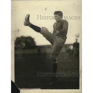 1926 Press Photo E. B. Cottle, Yale Quarterback - cvb76784