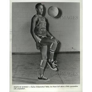 1968 Press Photo Bobby Joe Mason will display talents with Harlem Globetrotters