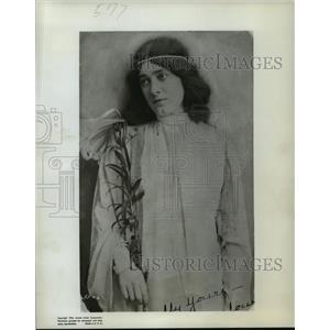 1904 Press Photo Actress Julia Marlowe as Juliet in 1904. - mjx14238