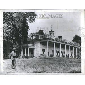 none Mount Vernon Alexandria Virginia Plantation George