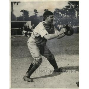 1927 Press Photo Baseball Player Luke Sewell - cvb77229