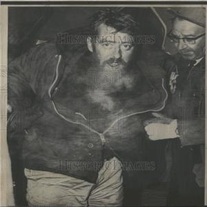 1967 Press Photo Robert Gauchie Bush Pilot Survivor